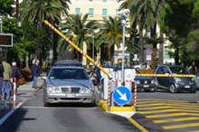 Parcheggio_sbarra