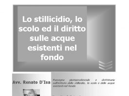 stillicidio