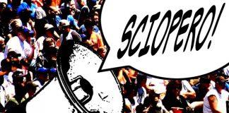 megafono sciopero 1