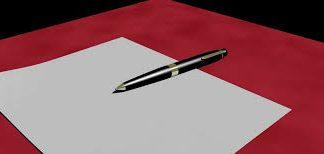 Sottoscrizione apposta su foglio firmato in bianco ed abusivamente riempito